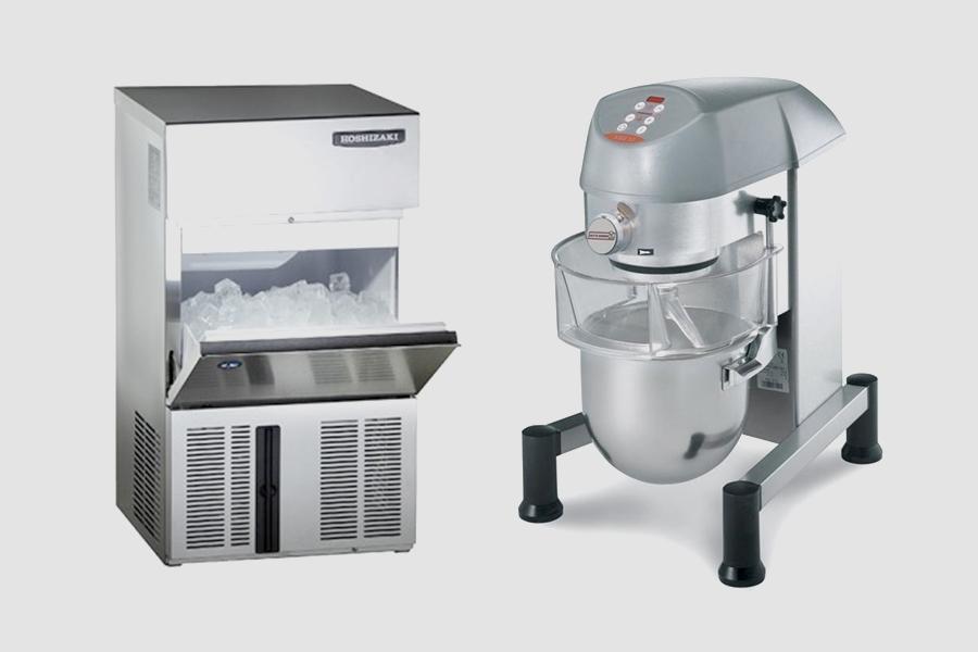 LYON FROID CUISINES   Machine à glaçon, préparation à la cuisson
