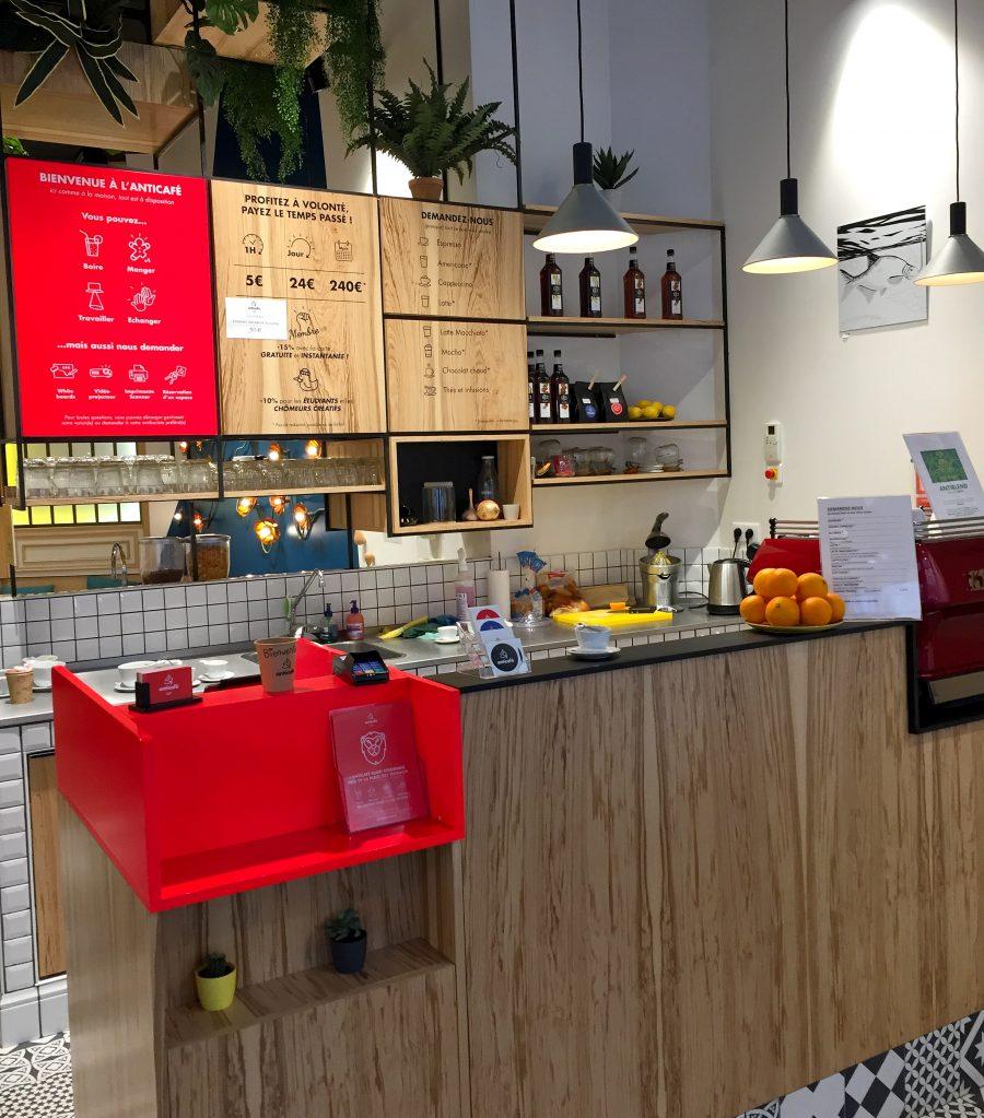Anti Café Lyon
