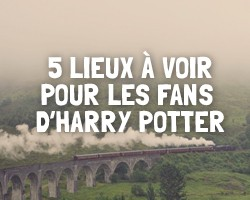 Ecosse et Harry Potter