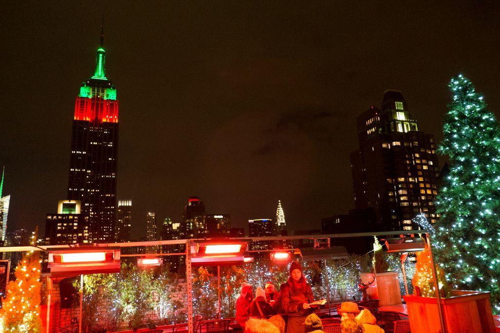 Roof Top 5ème Avenue