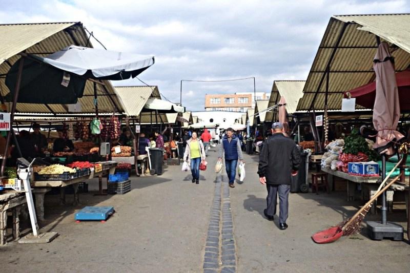 Marché Sibiu