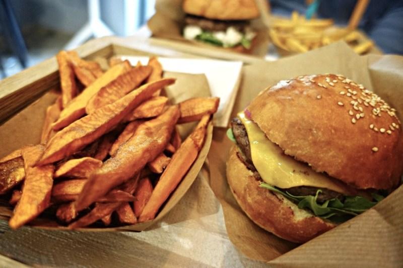 Meilleur burger de Cluj