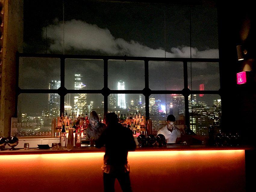 Rooftop à Chelsea