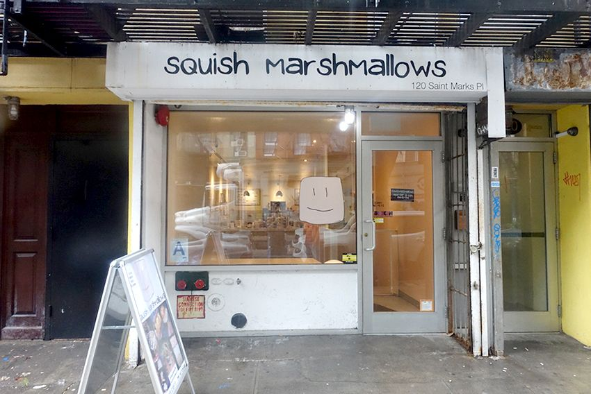 Bar à Marshmallows New-York