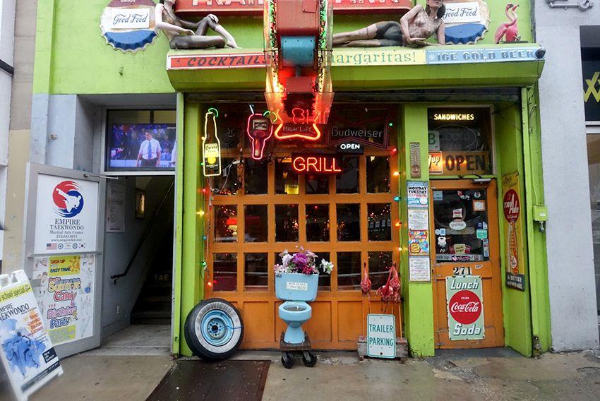 Pub décalé New-York