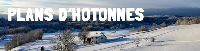Station de ski Plans d'Hotonnes
