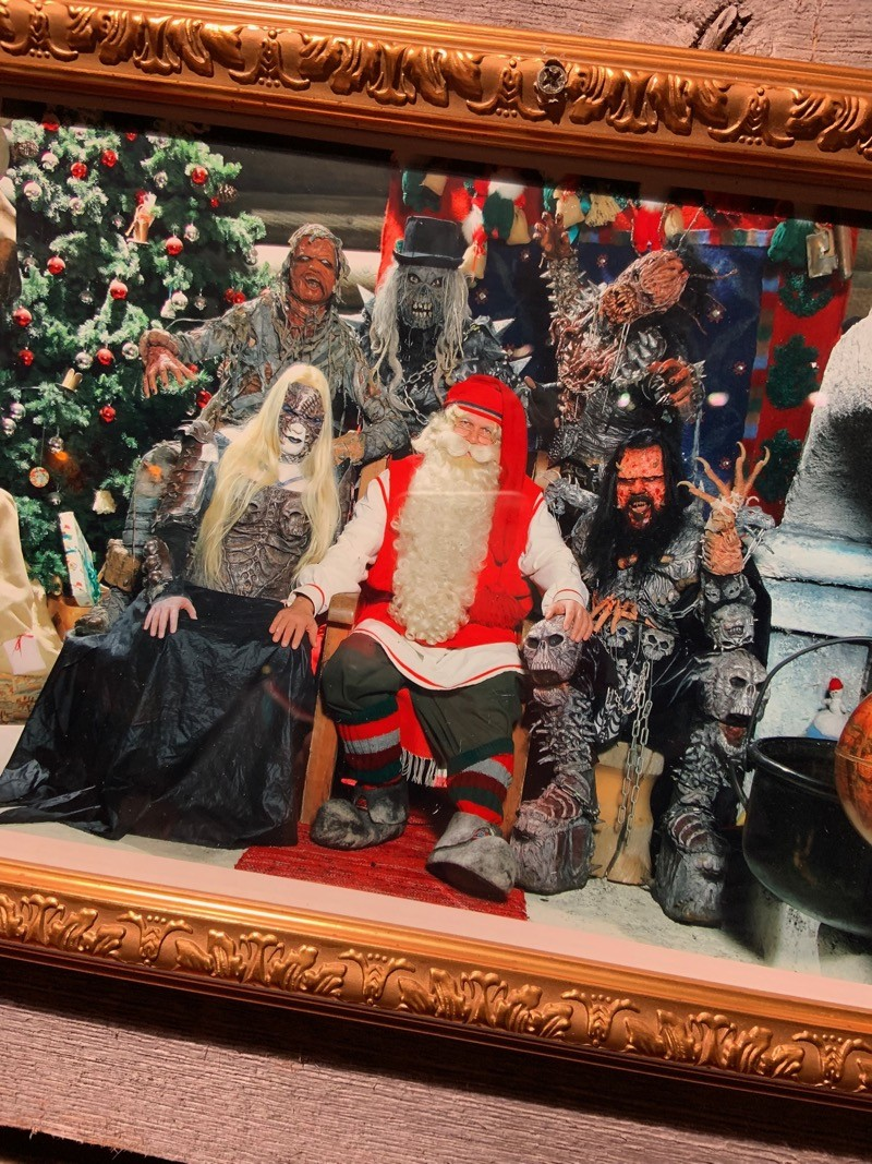 Lordi et le Père Noël