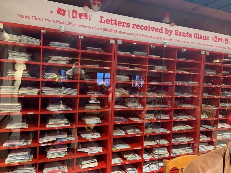 Bureau de Poste du Père Noel