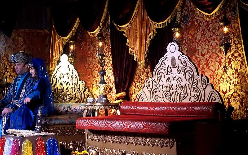 deguisement-sultan city guide Istanbul