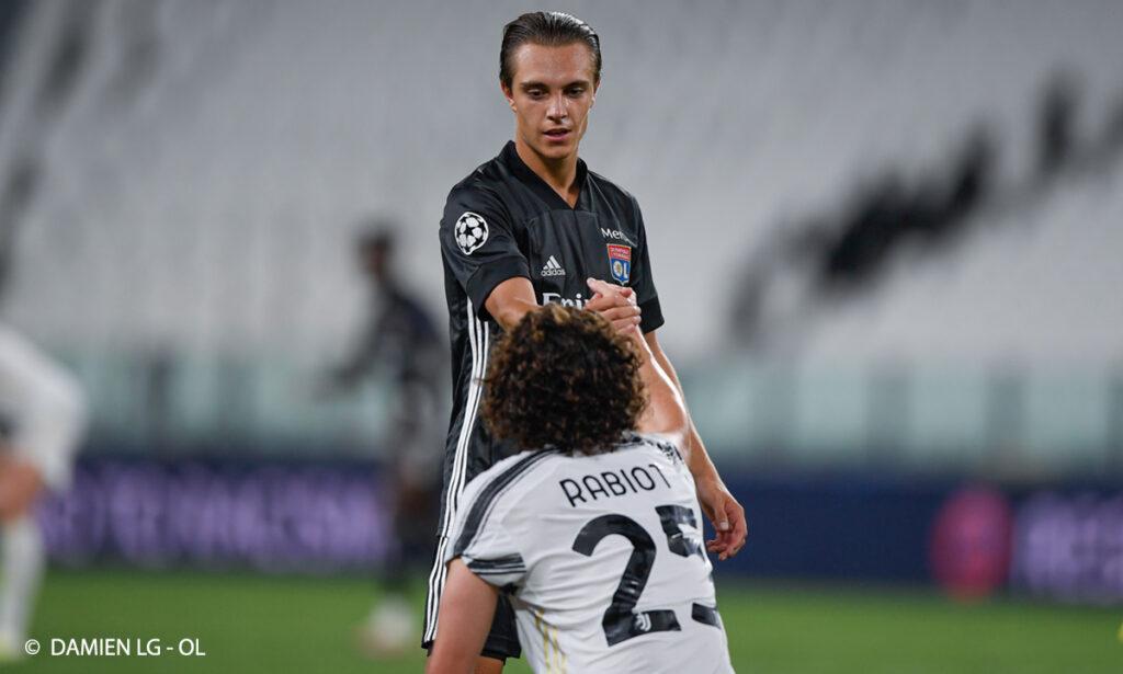Après Juventus - OL : Maxence Caqueret, baby boss