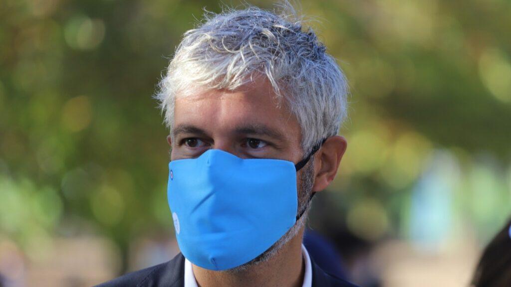 Vaccination : Laurent Wauquiez demande au gouvernement