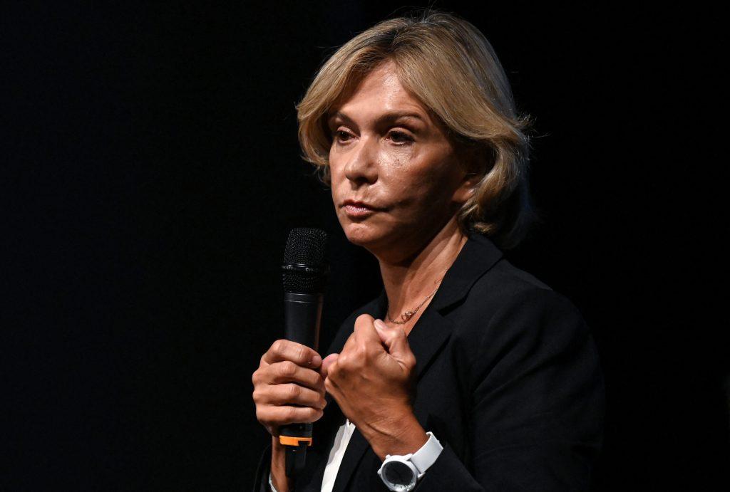Valérie Pécresse à Lyon Capitale: