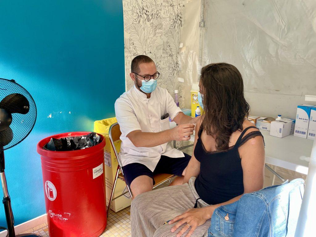 L'université Lyon 2 organise une journée de vaccination