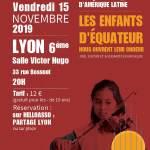 Affiche concert INEPE à Lyon