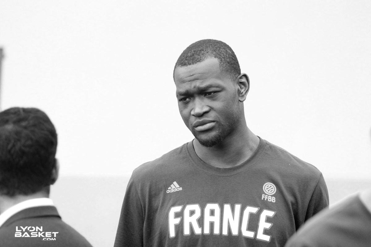Tony Parker Charles Kahudi Lyon Basket