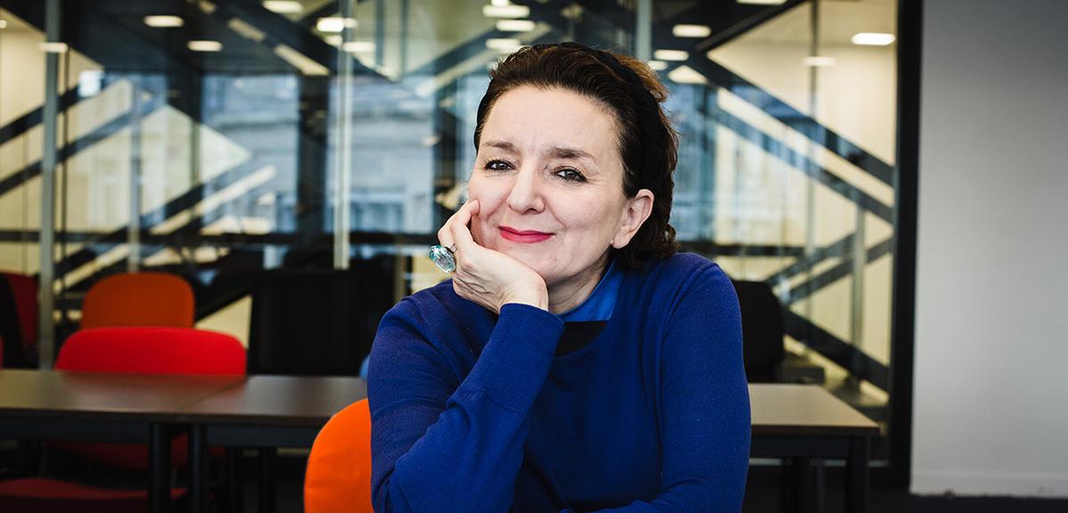 Eva Illouz, une sociologue contre la tyrannie des émotions | CNRS Le journal