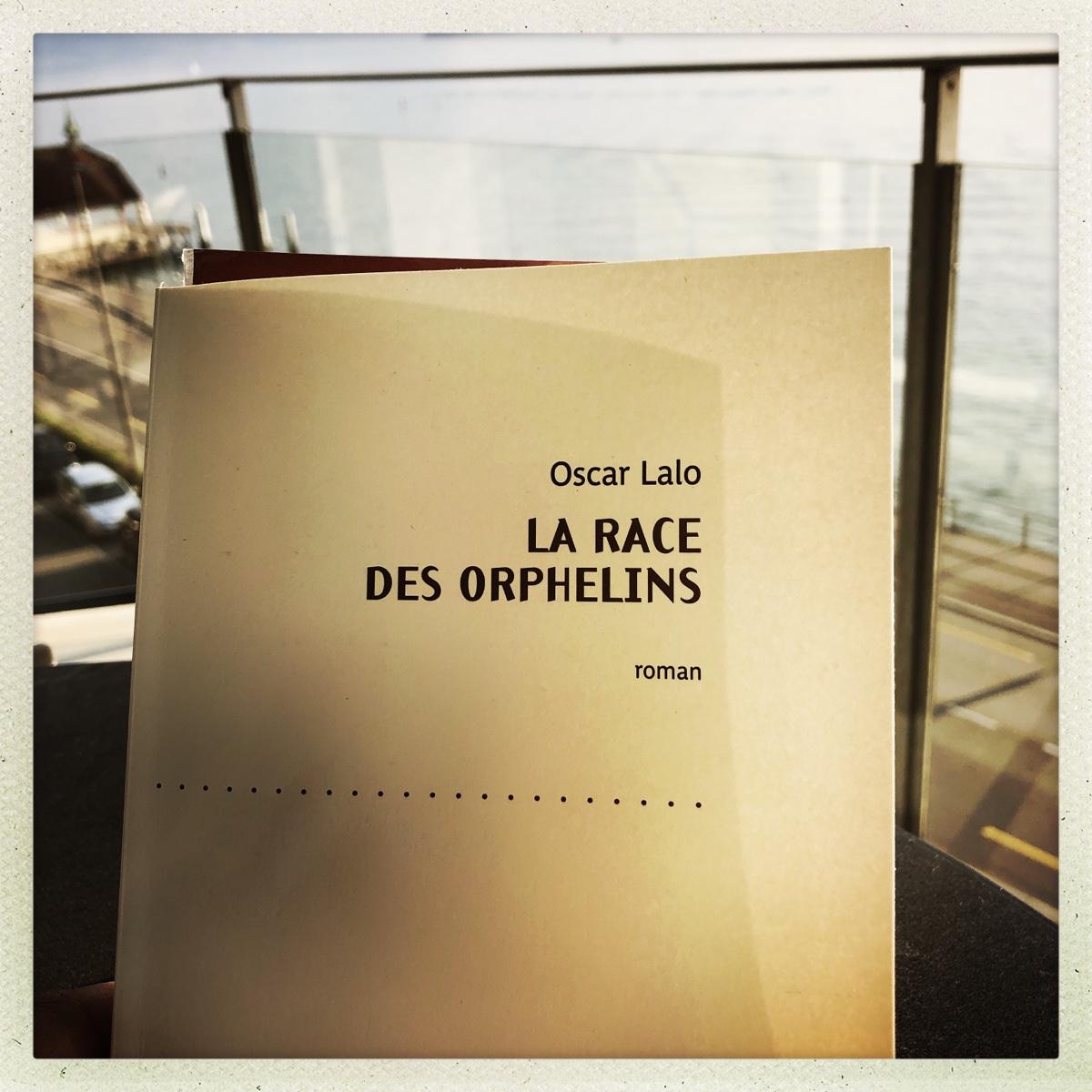 Lecture : La race des orphelins.