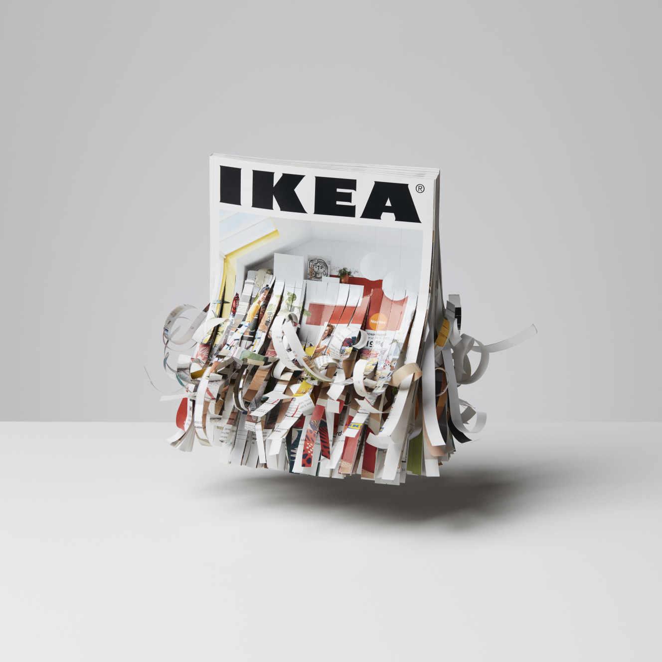 Ikea met fin à 70 ans de son catalogue iconique