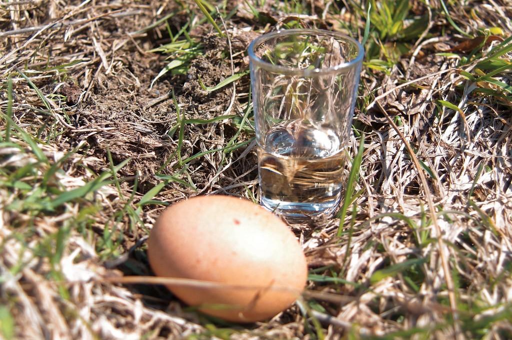 Oeufs de Pâques à l'heure de l'apéro…