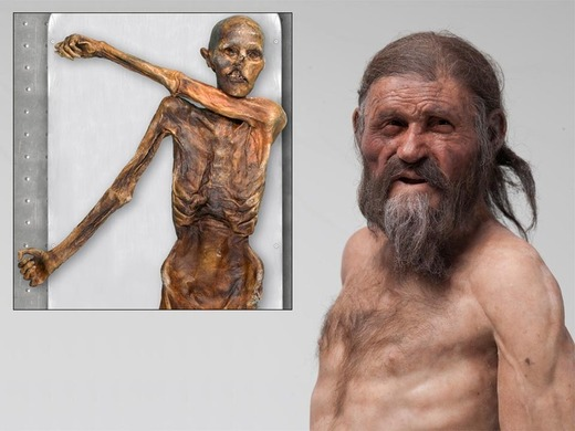 Les scientifiques percent le secret des habits d'Otzi, l'Homme de Glace