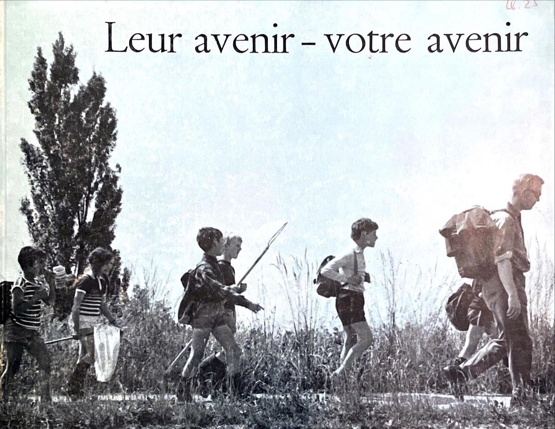 Dans les archives de la FVPS : Leur avenir – votre avenir (1967)