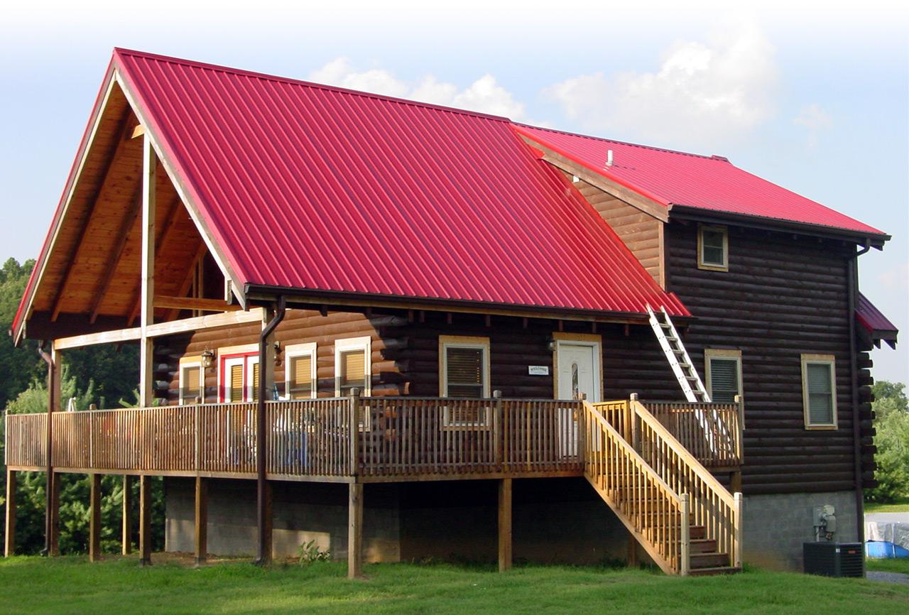 Metal Roofing Knoxville Tn Contractors