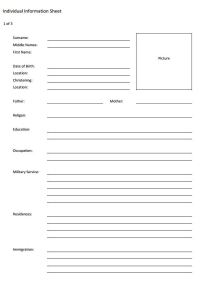 All Worksheets  Genealogy Worksheets - Printable ...