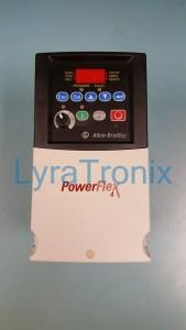 Allen Bradley PowerFlex 4 AC drive repair