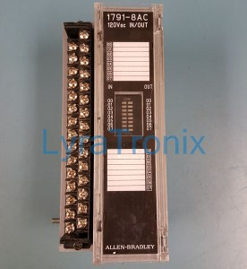 Allen Bradley 1791-8AC repair