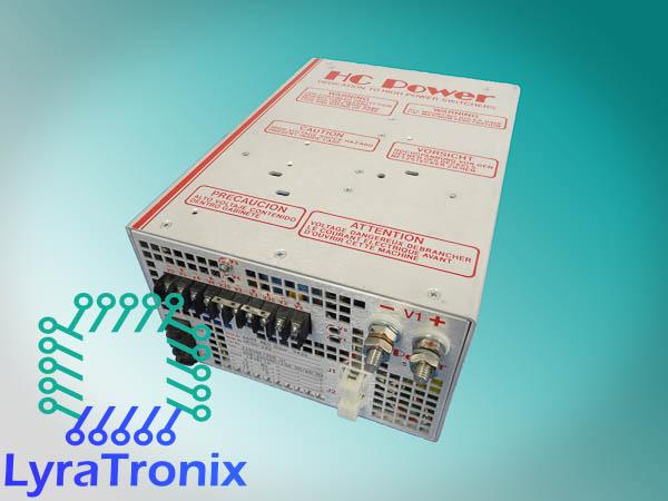 HC power HC50-122