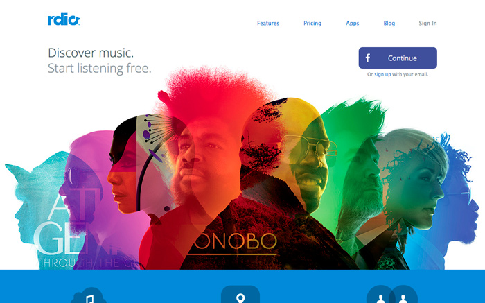 rdio-website