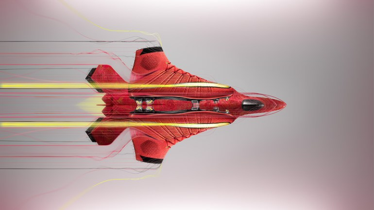 Nike Concept Stills by James Chiny in Showcase of Creative Nike Advertisements