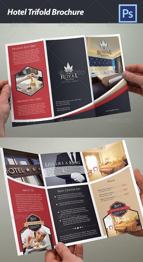 Hotel Tri-Fold Brochure