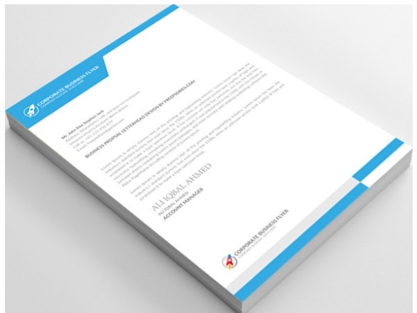 62 Free Letterhead Templates In Psd Ms Word And Pdf Format