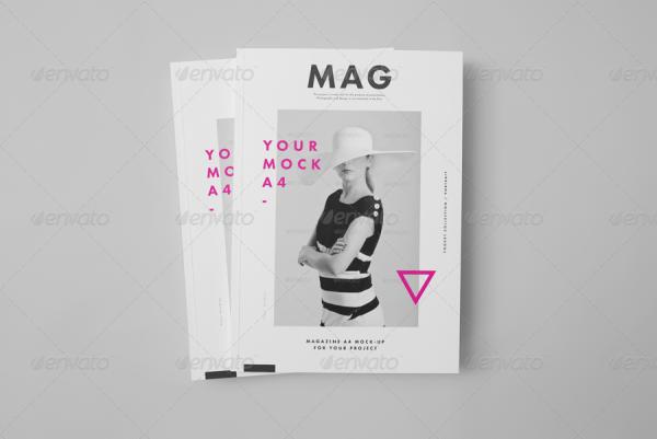Magazine Mock-up II