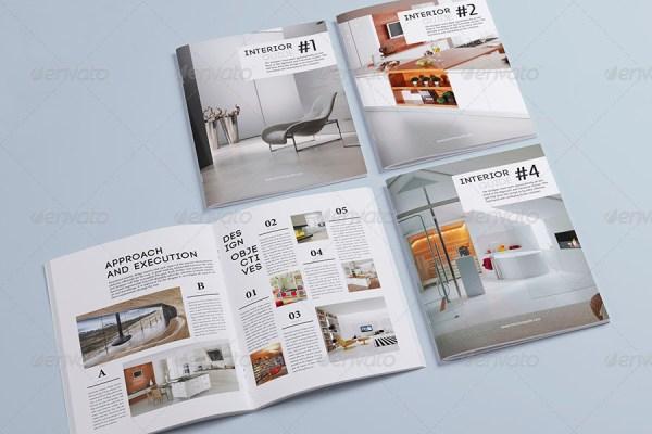 Photorealistic a5 Magazine Mock-up