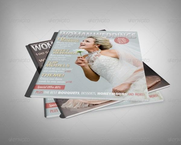 Professional Magazine Display Mock-up V2