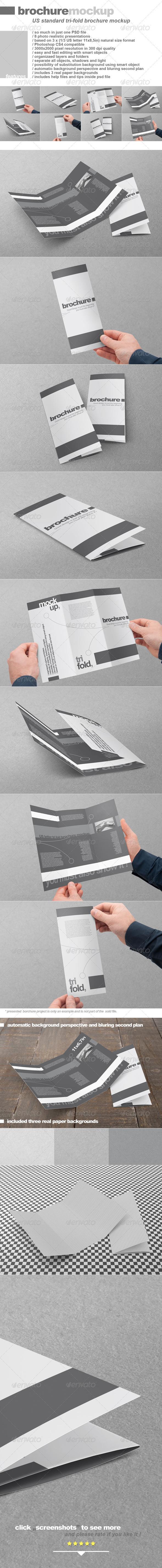 Tri-Fold US Standard Brochure