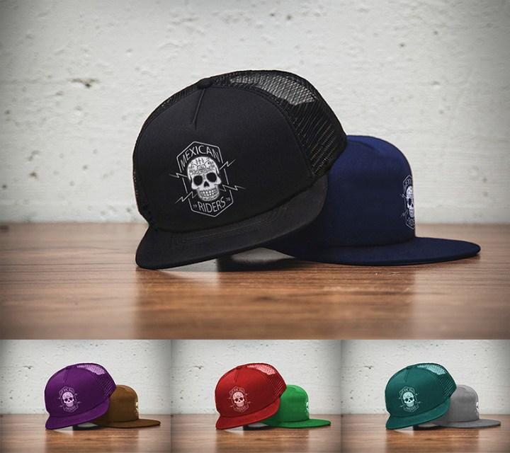Free hat Mockup PSD