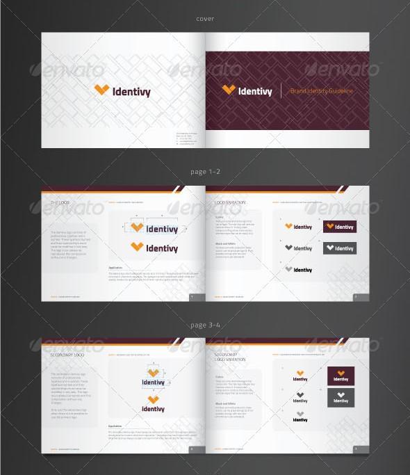 Corporate Identity Guideline & Standard Manual