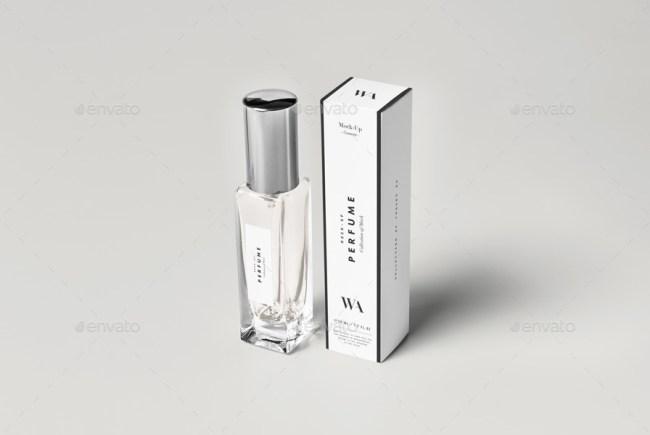 Perfume Mockup 2