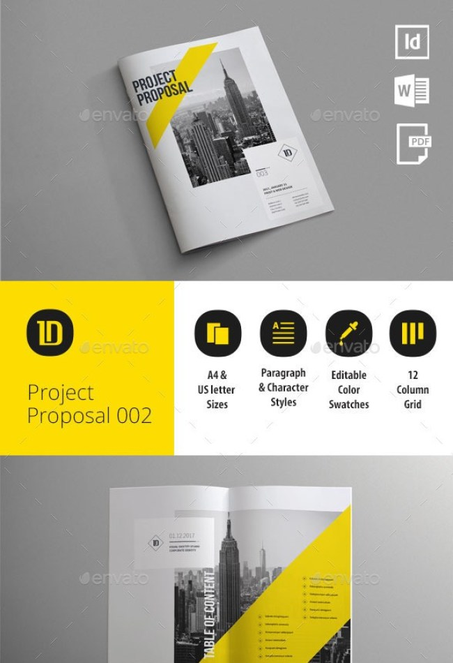 Project Proposal Template 003