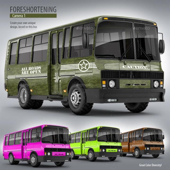 Service Bus Mockup