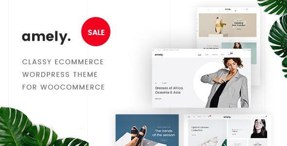 Amely - eCommerce WordPress Theme for WooCommerce