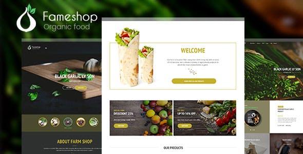 Fameshop - Responsive WooCommerce WordPress Theme