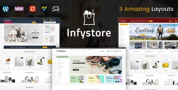 Infystore - Multipurpose WooCommerce Theme