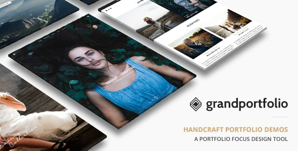 Grand Portfolio | Portfolio WordPress