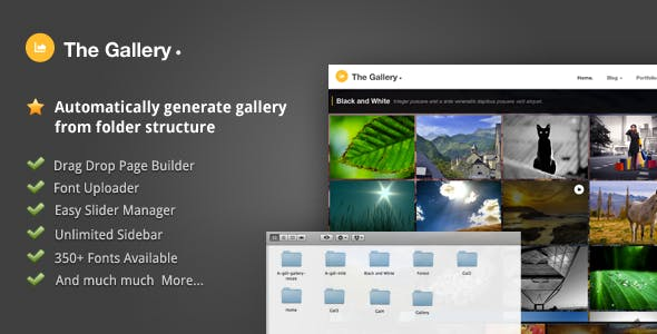 The Gallery - Automatically Generated Gallery