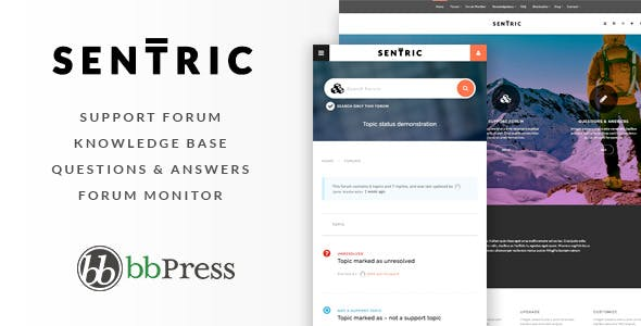 Sentric - Support Forum & Knowledge Base
