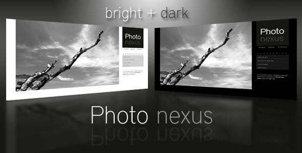 Photo Nexus WordPress gallery 2 in 1